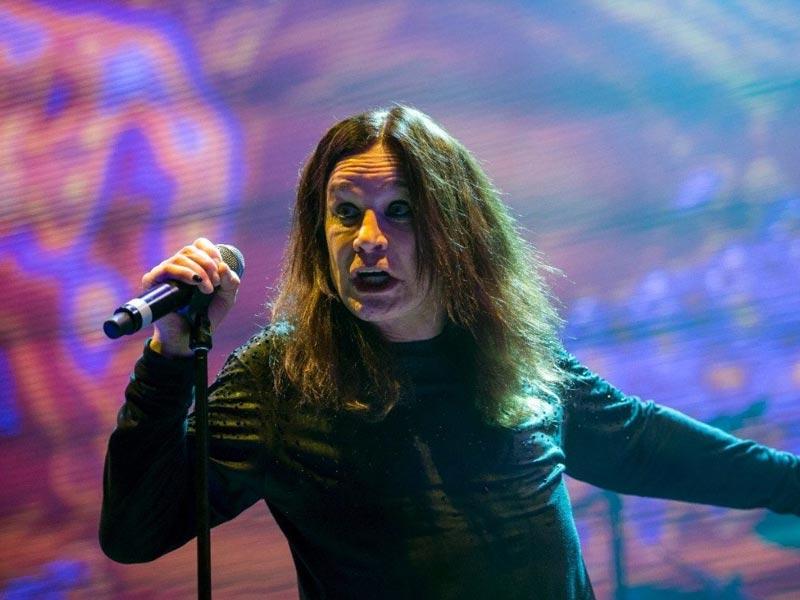 Оззи Осборн концерт в Москве